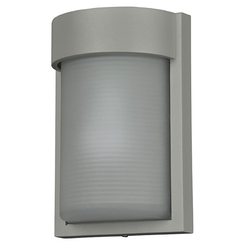 Access Lighting Access Lighting Destination Satin Nickel LED Outdoor Wall Light 20041LEDMG-SAT/RFR