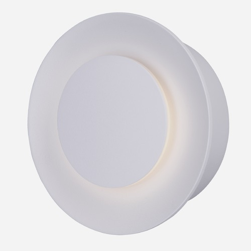 ET2 Lighting Alumilux Al White LED Sconce E41376-WT