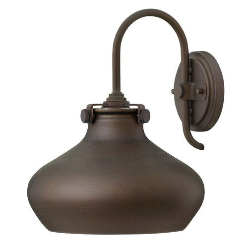 Hinkley Lighting Sconce Wall Light in Oil Rubbed Bronze Finish 3178OZ