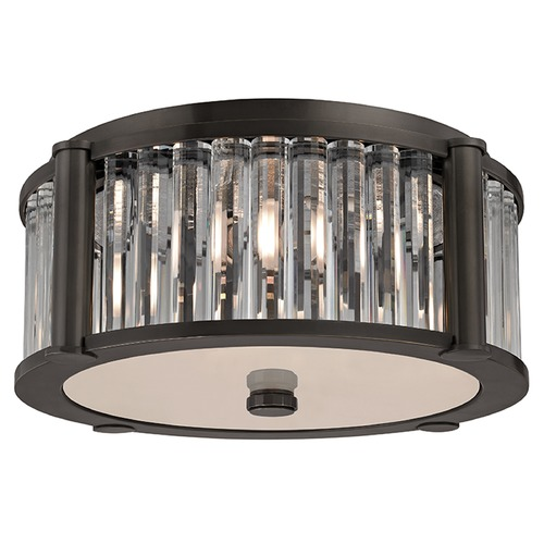 Hudson Valley Lighting Hartland 3 Light Flushmount Light - Old Bronze 9515-OB