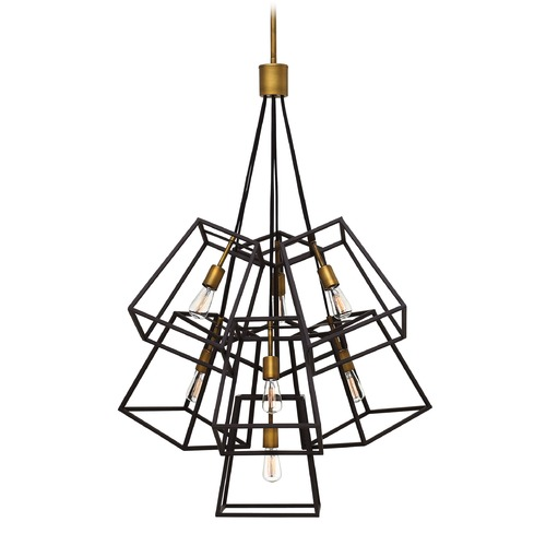 Hinkley Lighting Hinkley Lighting Fulton Bronze Pendant Light 3357BZ