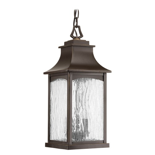 Progress Lighting Progress Lighting Maison Oil Rubbed Bronze Outdoor Hanging Light P6532-108