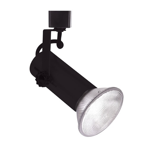 WAC Lighting Wac Lighting Black Track Light Head HTK-188-BK