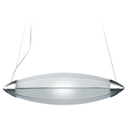 Lite Source Lighting Lite Source Lighting Franco-Link Pendant Light with Oval Shade LSI-1842PS/FRO