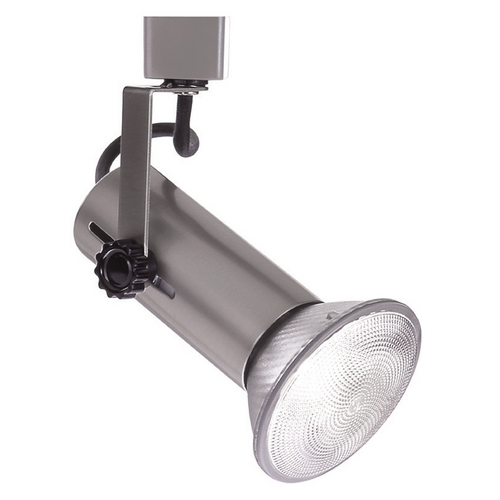 Wac H Track Lighting: WAC Lighting Brushed Nickel Track Light For H-Track