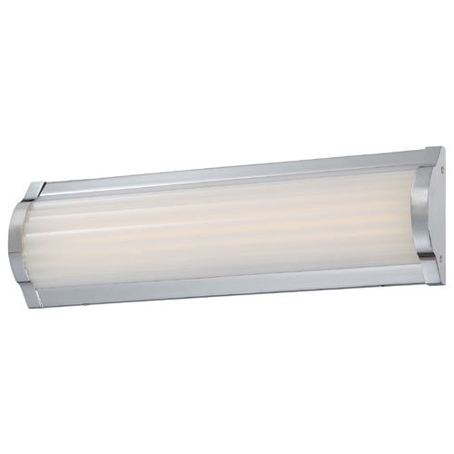 George Kovacs Lighting George Kovacs Verin Chrome LED Bathroom Light P1172-077-L