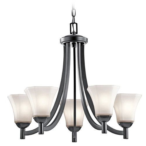 Kichler Lighting Kichler Lighting Serena Chandelier 43631BK