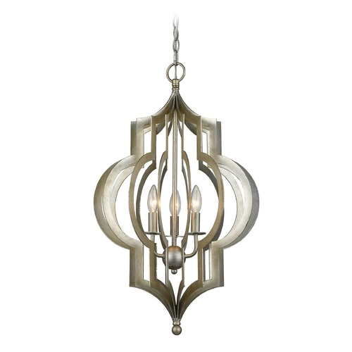 Dimond Lighting Dimond Firenze Pewter Pendant Light 1202-002