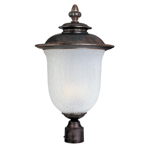 Maxim Lighting Maxim Lighting Cambria Dc Chocolate Post Light 3091FCCH