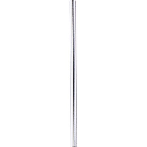 ET2 Lighting Accessories Polished Chrome Indoor Stem Segment ESTR10012PC-DZ
