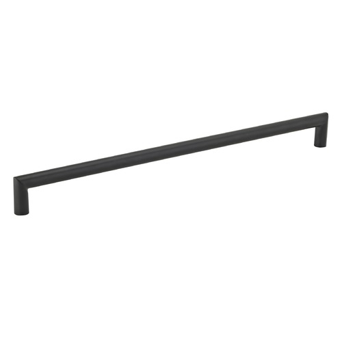 Seattle Hardware Co Black Cabinet Pull 12-5/8-Inch Center to Center Pack of 10 HW1-1318-BK *10 PACK* KIT