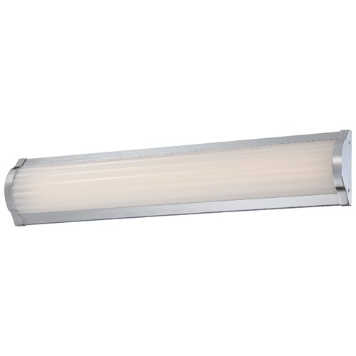 George Kovacs Lighting George Kovacs Verin Chrome LED Bathroom Light P1173-077-L