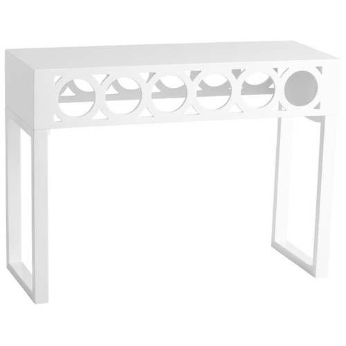 Cyan Design Cyan Design Balbo White Table 05226