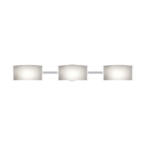 Besa Lighting Besa Lighting Jodi Chrome Bathroom Light 3WM-673006-CR