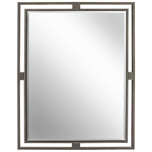 Kichler Lighting Kichler Hendrik Rectangle 24-Inch Mirror 41071OZ