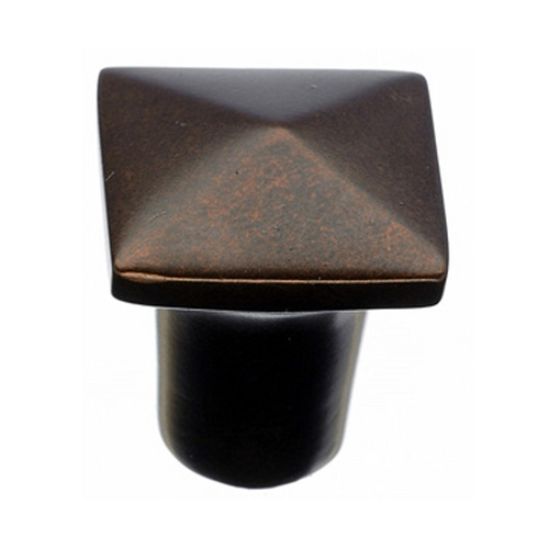 Top Knobs Hardware Cabinet Knob in Mahogany Bronze Finish M1508