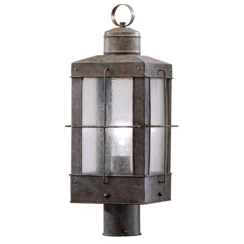Olde Brick Outdoor Post Light 9979Ob