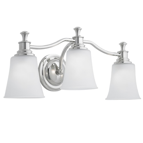 Norwell Lighting Norwell Lighting Sienna Chrome Bathroom Light 9723-CH-FR