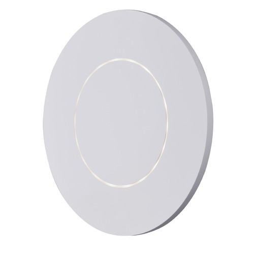 ET2 Lighting Alumilux Al White LED Outdoor Wall Light E41382-WT