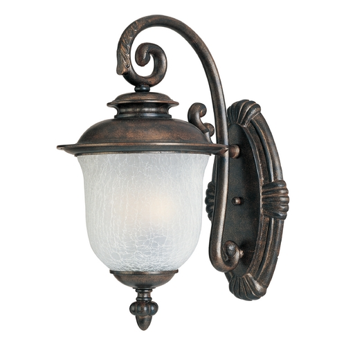 Maxim Lighting Maxim Lighting Cambria Dc Chocolate Outdoor Wall Light 3095FCCH