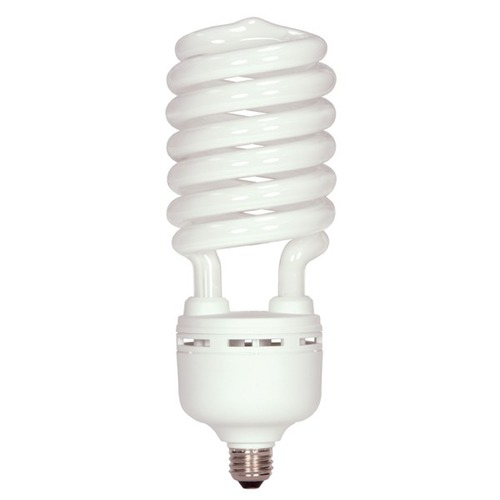 105 watt warm white mogul base compact fluorescent light bulb s7394. Black Bedroom Furniture Sets. Home Design Ideas