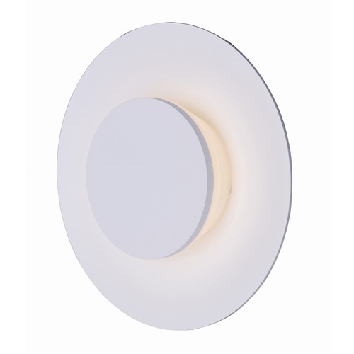 ET2 Lighting Alumilux Al White LED Sconce E41378-WT