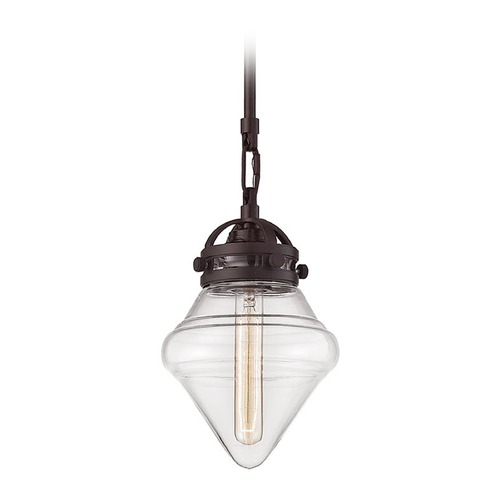 Elk Lighting Elk Lighting Gramercy Oil Rubbed Bronze Mini-Pendant Light 67125/1
