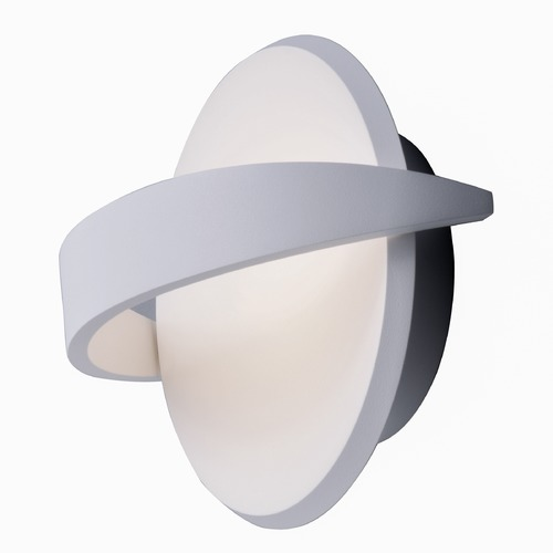 ET2 Lighting Alumilux Al White LED Outdoor Wall Light E41385-WT
