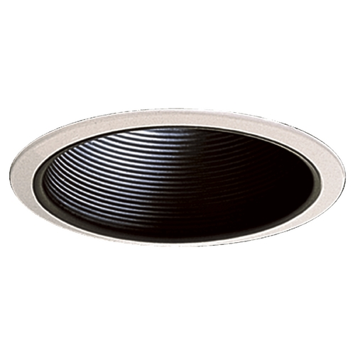 Quorum Lighting Quorum Lighting Gloss Black Recessed Trim 9700-015