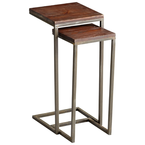 Cyan Design Cyan Design Kirdy Walnut & Graphite Table 05233