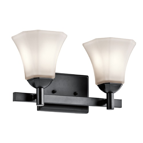 Kichler Lighting Kichler Lighting Serena Bathroom Light 45732BK