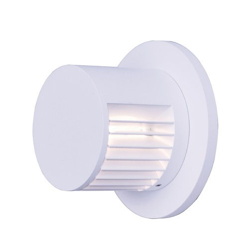 ET2 Lighting Alumilux Al White LED Outdoor Wall Light E41386-WT