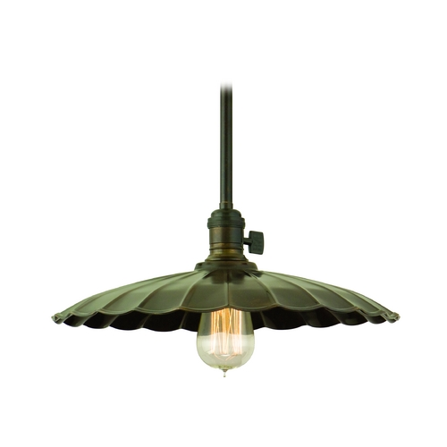 Hudson Valley Lighting Pendant Light in Old Bronze Finish 9001-OB-ML3
