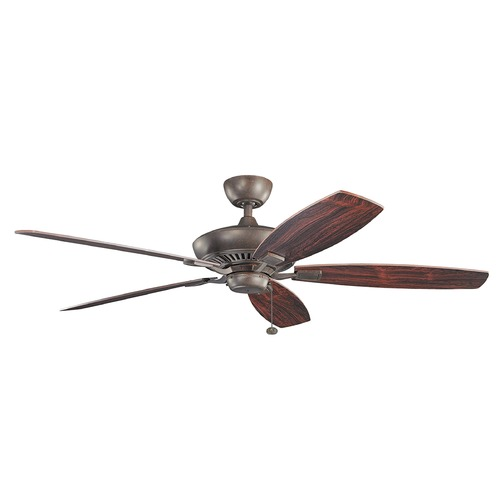 Kichler Lighting Kichler Lighting Canfield Ceiling Fan Without Light 300188TZ