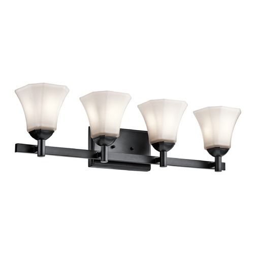 Kichler Lighting Kichler Lighting Serena Bathroom Light 45734BK