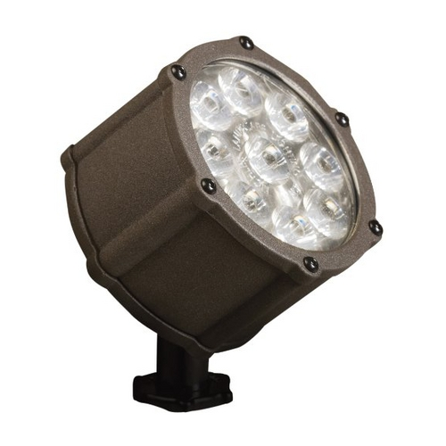 Kichler Lighting Kichler LED Flood / Spot Light in Textured Architectural Bronze Finish 15752AZT