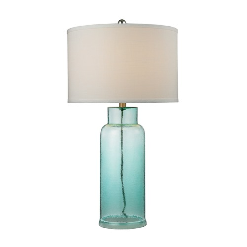 Dimond Lighting Dimond Lighting Seafoam Table Lamp with Drum Shade D2622