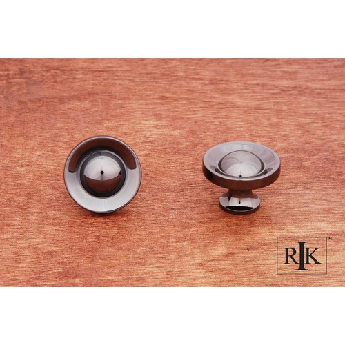 RK International French Contoured Knob CK414N