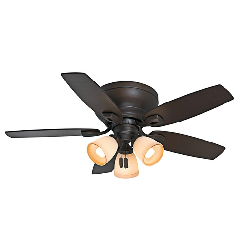 Casablanca Fan Co Casablanca Fan Durant Maiden Bronze Ceiling Fan with Light 53188
