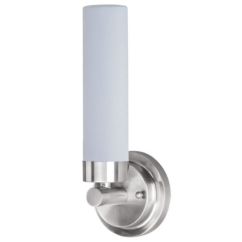 ET2 Lighting Cilandro LED Satin Nickel LED Sconce E63106-11SN