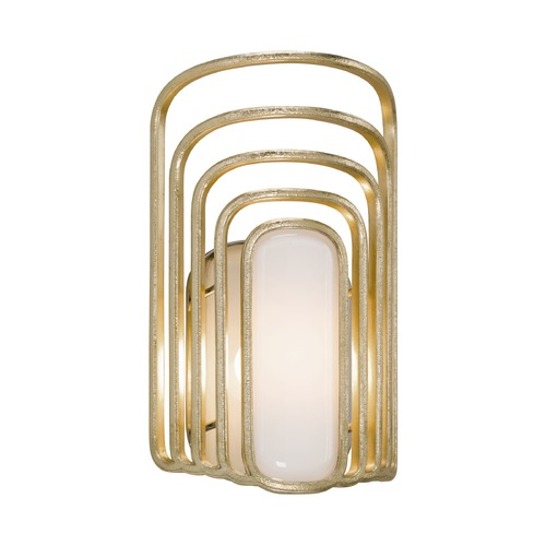 Corbett Lighting Corbett Lighting Socialite Gold Leaf LED Sconce 234-11