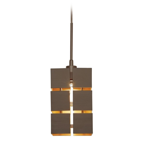 Elan Lighting Elan Lighting Emnist Olde Bronze LED Mini-Pendant Light 83529