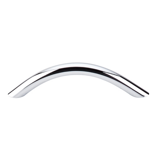 Top Knobs Hardware Modern Cabinet Pull in Polished Chrome Finish M425