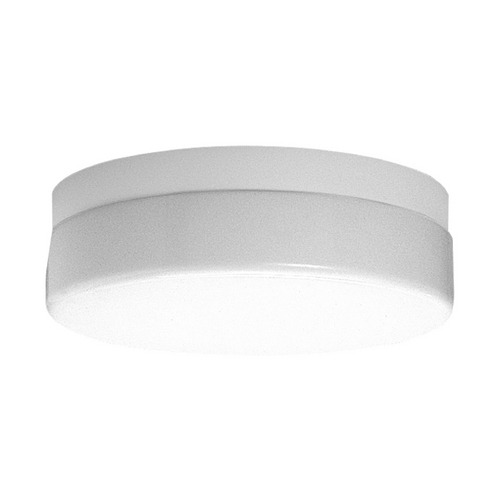 Progress Lighting Progress Close To Ceiling Light with White in White Finish P7372-30STRWB