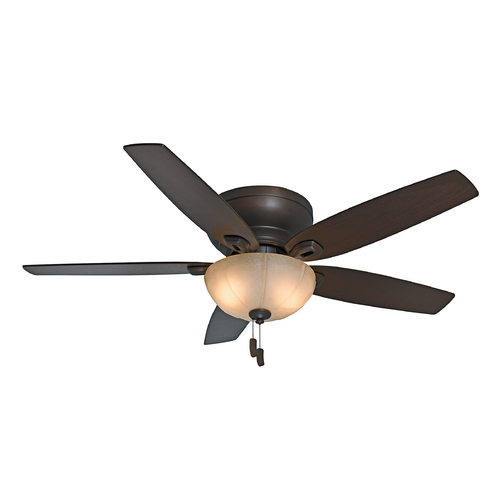 Casablanca Fan Co Casablanca Fan Durant Maiden Bronze Ceiling Fan with Light 54102