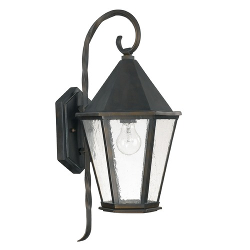 Capital Lighting Capital Lighting Spencer Old Bronze Outdoor Wall Light 9621OB
