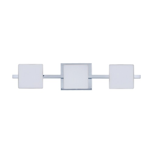 Besa Lighting Besa Lighting Alex Chrome LED Bathroom Light 3WS-773507-LED-CR