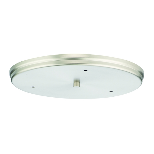 Philips Lighting Ceiling Adaptor in Satin Nickel Finish F510336