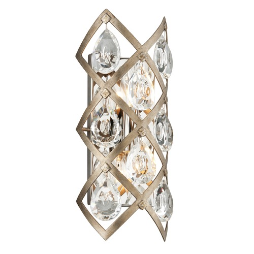 Corbett Lighting Corbett Lighting Tiara Vienna Bronze Sconce 214-12