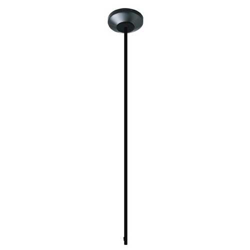 WAC Lighting Wac Lighting Dark Bronze Rail, Cable, Track Accessory X24-DB